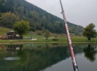 Pesca alla trota al lago delle Buse - G2