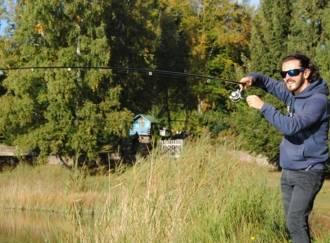 Pesca al Lago Santo di Cembra - G2