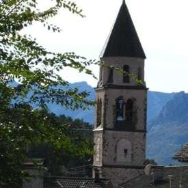 Chiesa di San Mauro a Baselga di Piné - FI