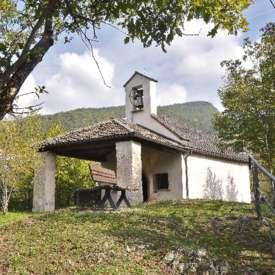 St. Peter's Church in Cembra - FI
