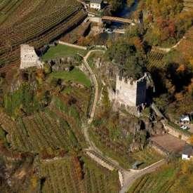 Schloss von Segonzano - FI